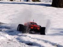 HPI Bullet ST Flux im Schnee 1