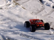 HPI Bullet ST Flux im Schnee 2