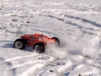 HPI Bullet ST Flux im Schnee 3