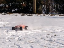HPI Bullet ST Flux im Schnee 4