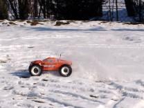 HPI Bullet ST Flux im Schnee 5