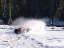 HPI Bullet ST Flux im Schnee 6