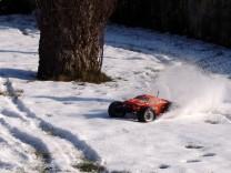 HPI Bullet ST Flux im Schnee 9