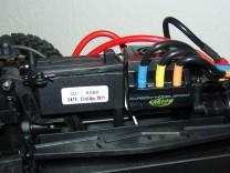 RC-Box und Regler Specter 6S Brushless