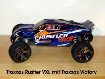 Traxxas Rustler VXL mit Traxxas Victory