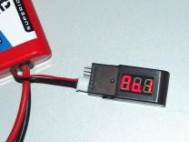 ACME 6STR LiPo-Tester: 3 - Beschreibung des folgenden Anzeigewertes