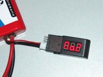 ACME 6STR LiPo-Tester: 5 - Beschreibung des folgenden Anzeigewertes