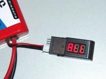 ACME 6STR LiPo-Tester: 1 - Beschreibung des folgenden Anzeigewertes