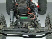 Axial AX10 Ridgecrest - Schwergängiger Stoßdämpfer vorne