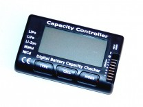 LiPo-Tester mit Display: LiPo Capacity Controller