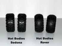 Hot Bodies Sedona und Hot Bodies Rover
