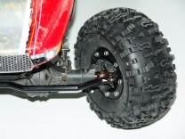 Lenkgestänge und CVD-Antriebswellen von TopCad