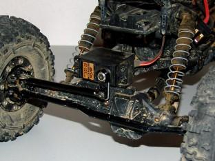 Savöx SC-0251mg im Axial AX10 Ridgecrest