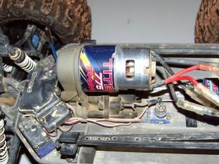 Traxxas E-Maxx Titan 775 Statorring