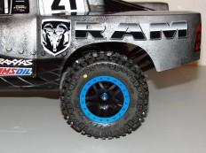 Traxxas Slash 4x4 LCG Dodge Radlauf