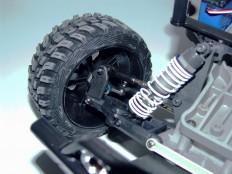 RPM Radträger im Traxxas Slash 2WD