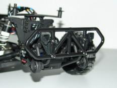 RPM Stoßfänger hinten mit Beleuchtung und Wheelie-Bar