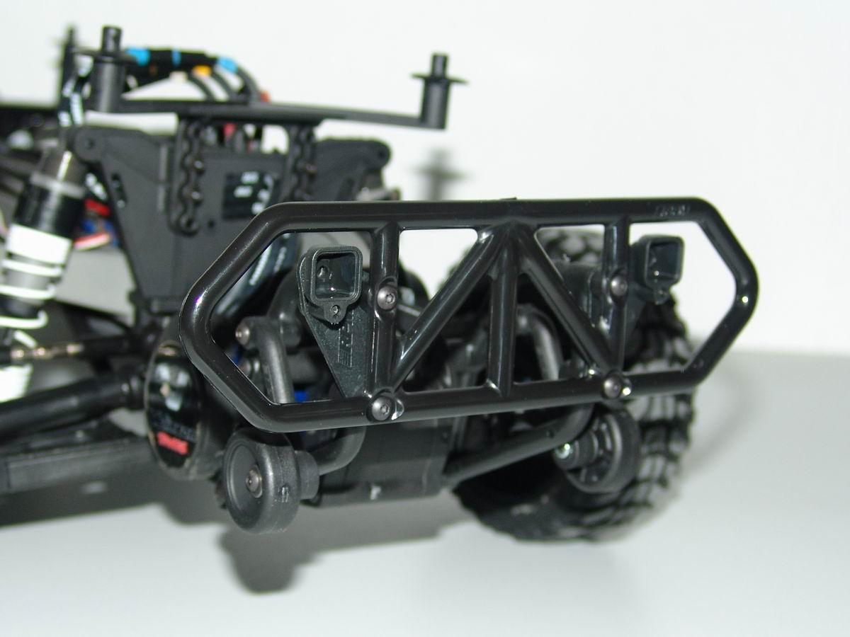 rpm sto f nger hinten mit beleuchtung und wheelie bar rc helicar. Black Bedroom Furniture Sets. Home Design Ideas