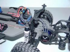 Traxxas Velineon Brushless-System im Slash 2WD