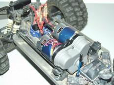Getriebeabdeckung E-Maxx Dual  Titan 775