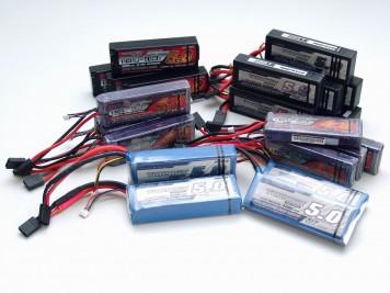Turnigy- und nano-tech-LiPos von HobbyKing