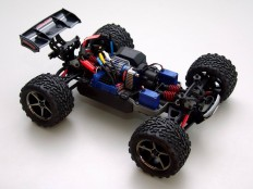 Chassis Traxxas E-Revo VXL