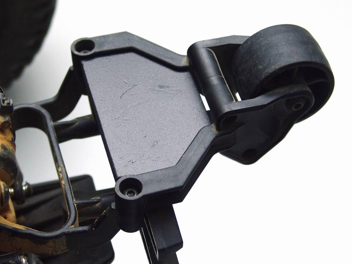 Verstärkung für die Wheelie-Bar am e-MTA