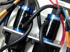 Traxxas Villain IV Brushless - Motoren