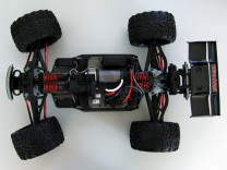 Chassis Traxxas E-Revo Brushless Edition