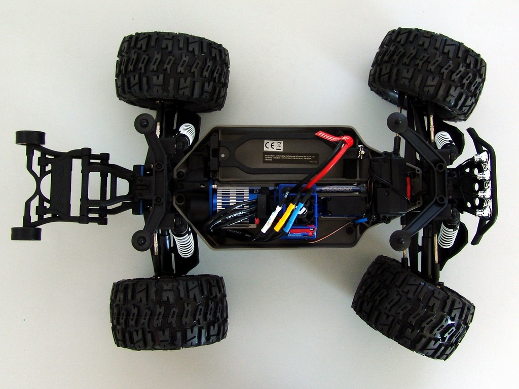 Chassis Traxxas Stampede 4x4 VXL