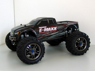 Traxxas E-Maxx Brushless Edition