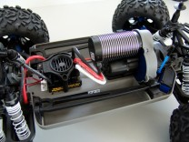 Castle Creations Mamba Monster Traxxas E-Maxx Brushless Edition