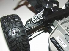 Traxxas Slash 2WD Radaufhängung vorne