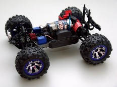 Chassis Traxxas Summit 1/16