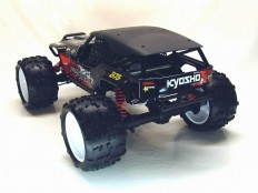 Kyosho FO-XX VE - Heck