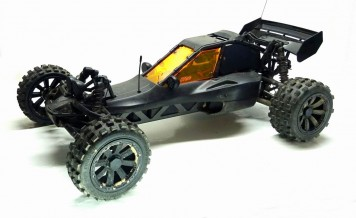 HPI Baja 5B Flux DD black