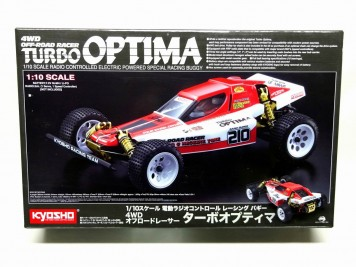 Kyosho Turbo Optima (30619) OVP