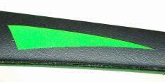 Plasti Dip mit Farbausschnitt auf Lexan / Polycarbonat