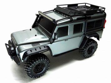 Traxxas TRX-4 Defender (82056-silber)