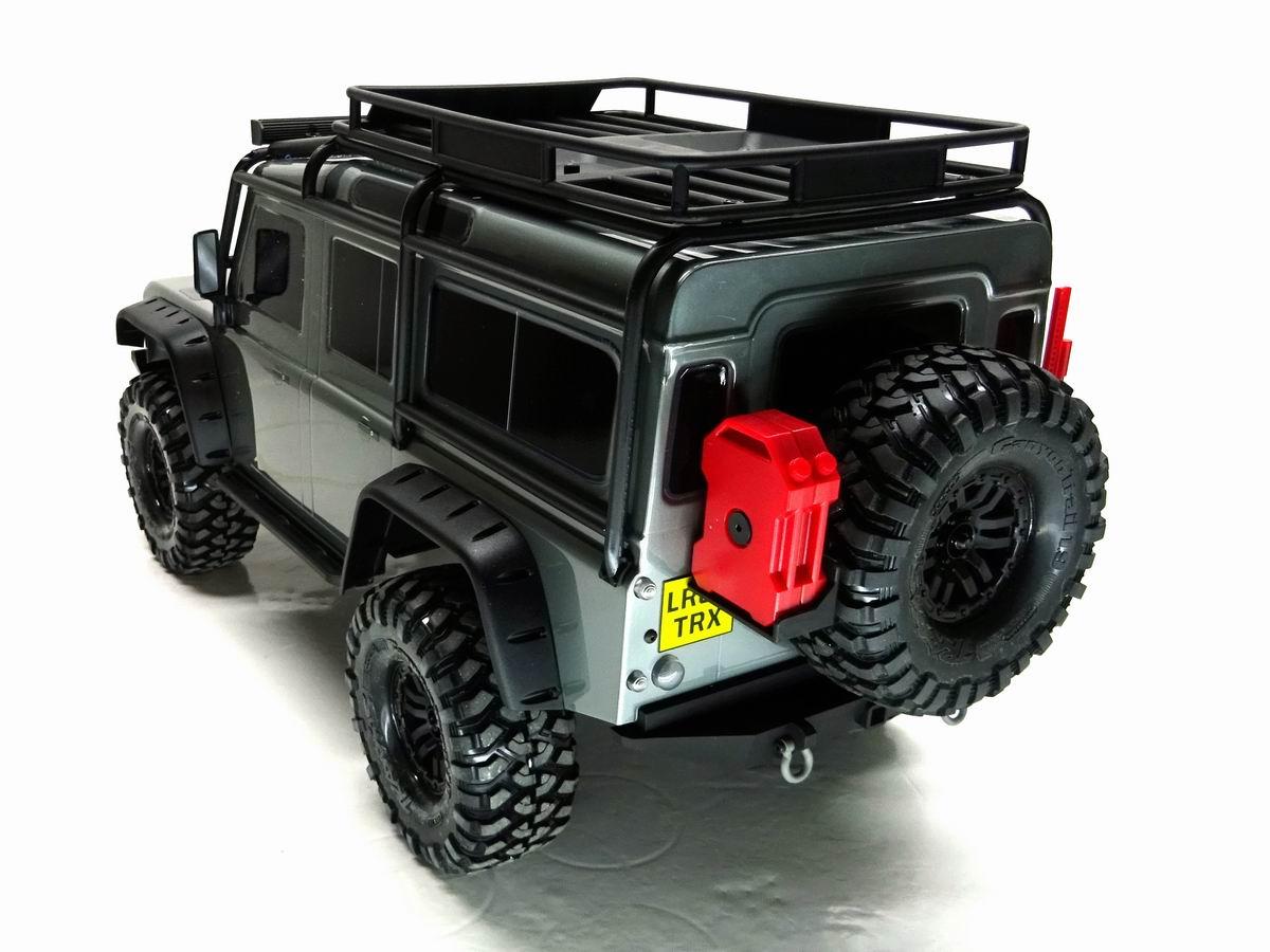 Traxxas TRX-4 Defender